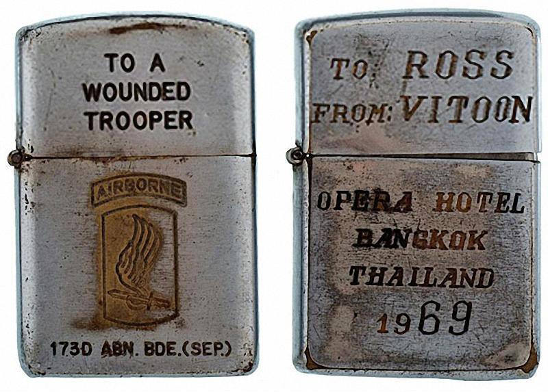 Коллекция солдатских зажигалок Zippo (16)