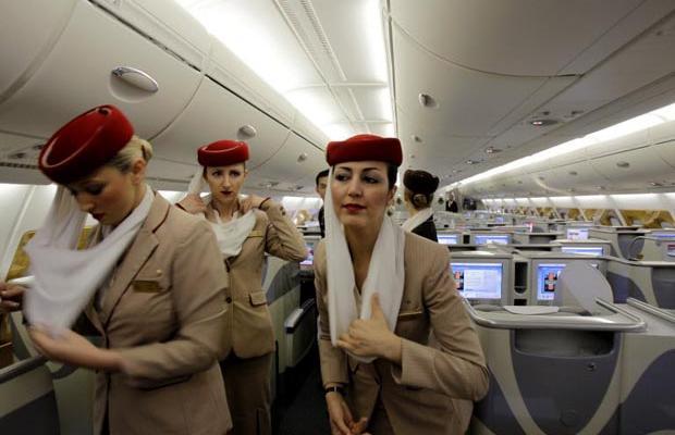Фотогалерея нового терминала в Дубаях (1)