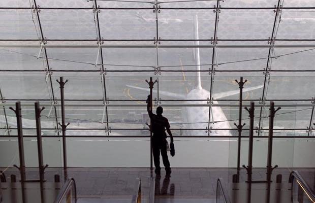 Фотогалерея нового терминала в Дубаях (5)