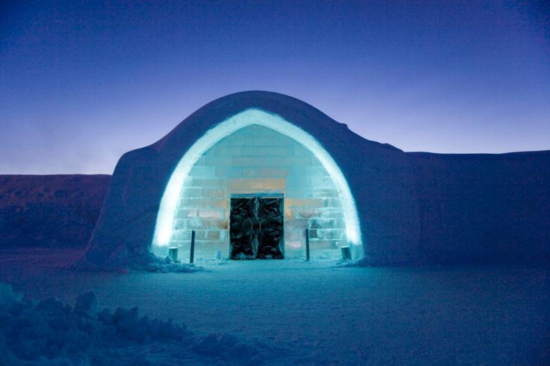 ICEHOTEL - самый необычный ледяной отель (1)