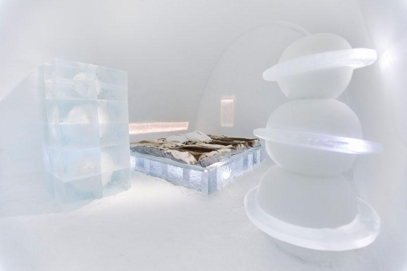 ICEHOTEL - самый необычный ледяной отель (4)