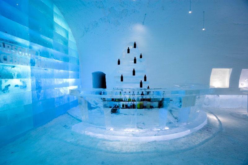 ICEHOTEL - самый необычный ледяной отель (7)