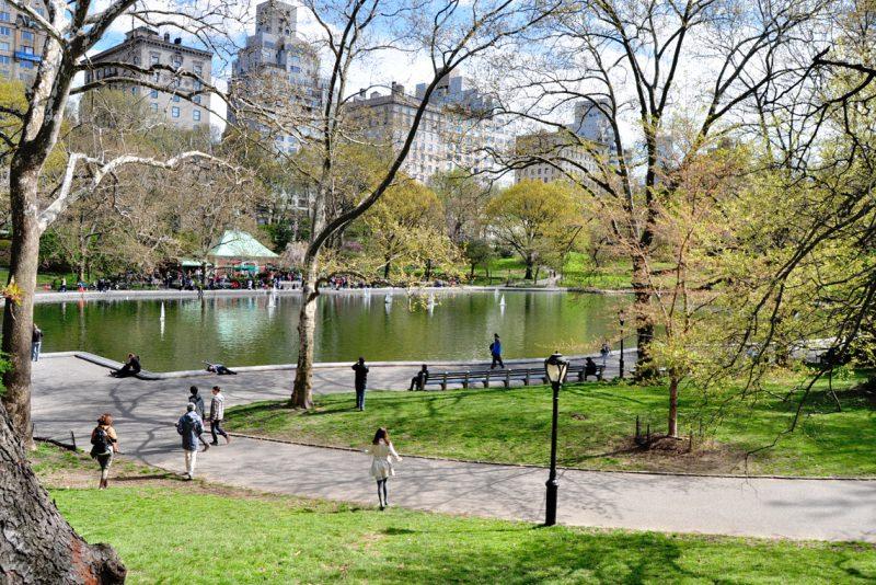 Картинки парк ранней весной