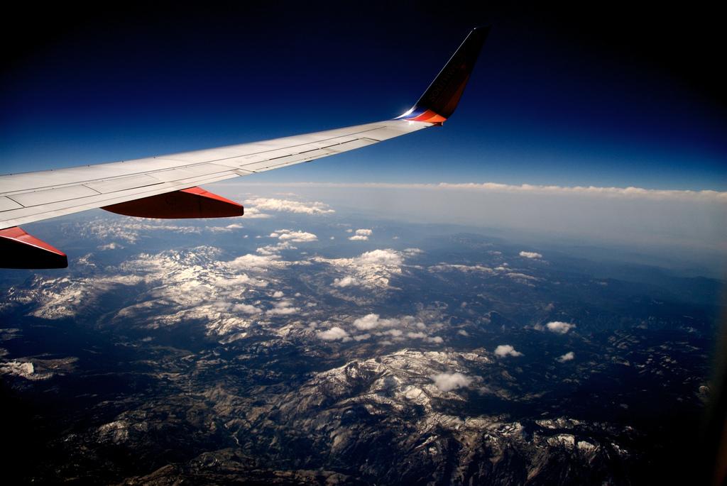 Картинки вид с самолета на землю