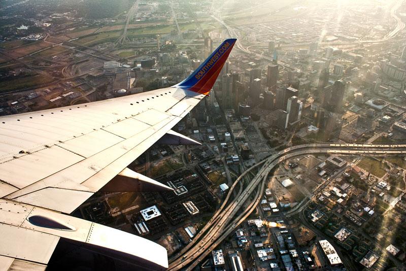 Мир с окна самолета (19)