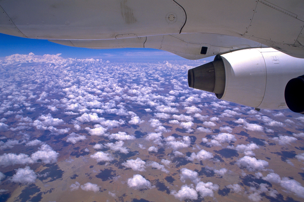 Мир с окна самолета (7)