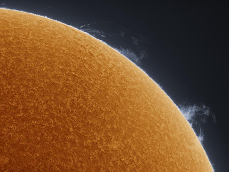 Фотографии Солнца от Алана Фридмана (2)