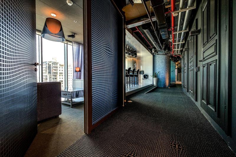 Креативный офис от Google в Тель-Авиве (16)