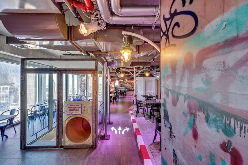 Креативный офис от Google в Тель-Авиве (4)