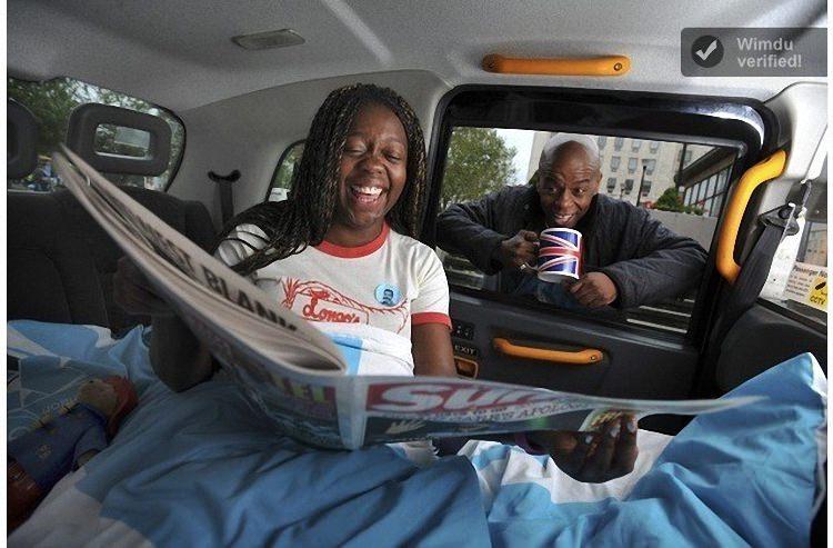 Отель-такси в Лондоне (7)