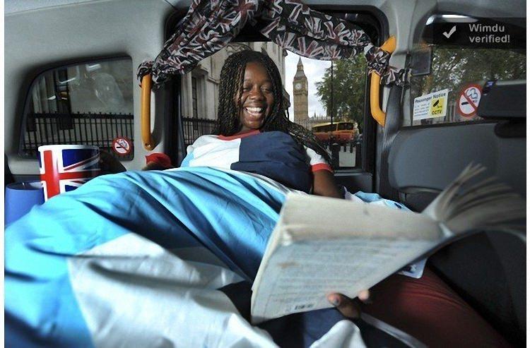 Отель-такси в Лондоне (5)