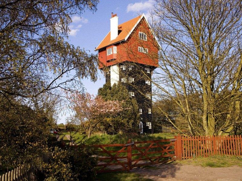 водонапорные башни мира (3)