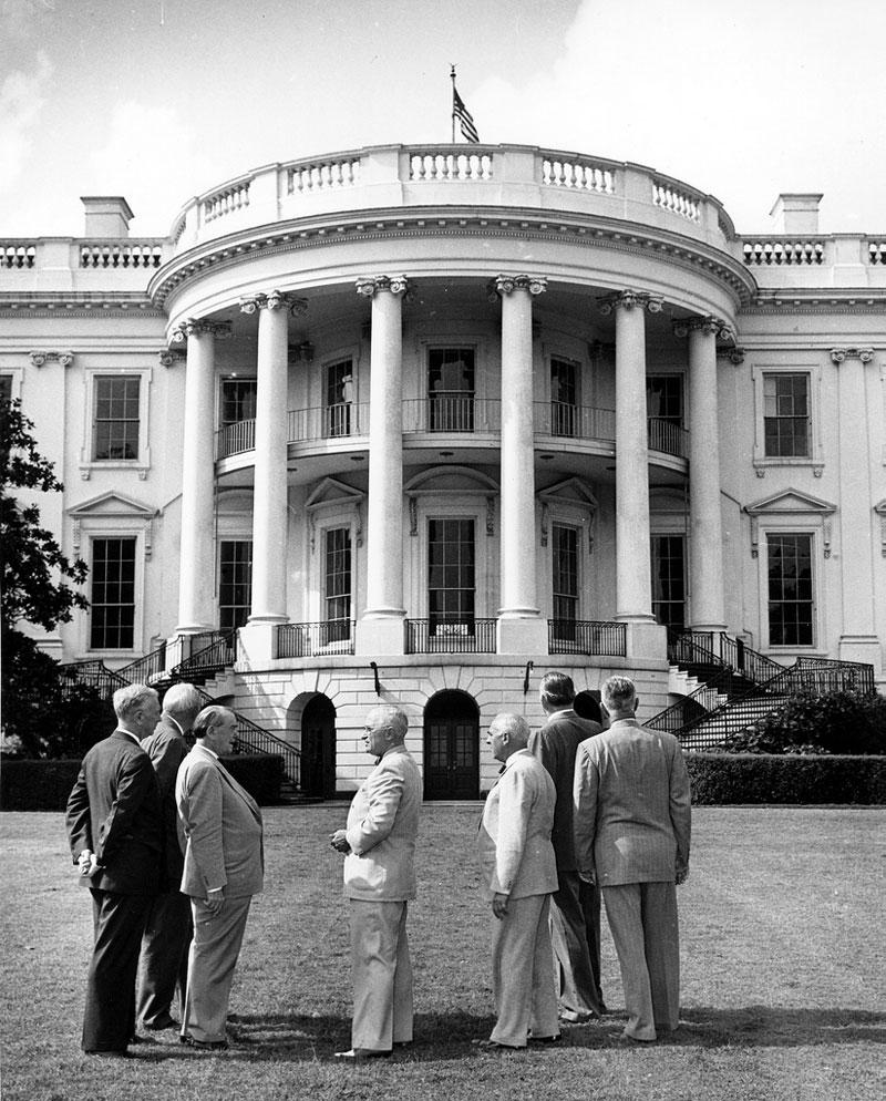 Экскурсия на реконструкцию Белого дома (31)