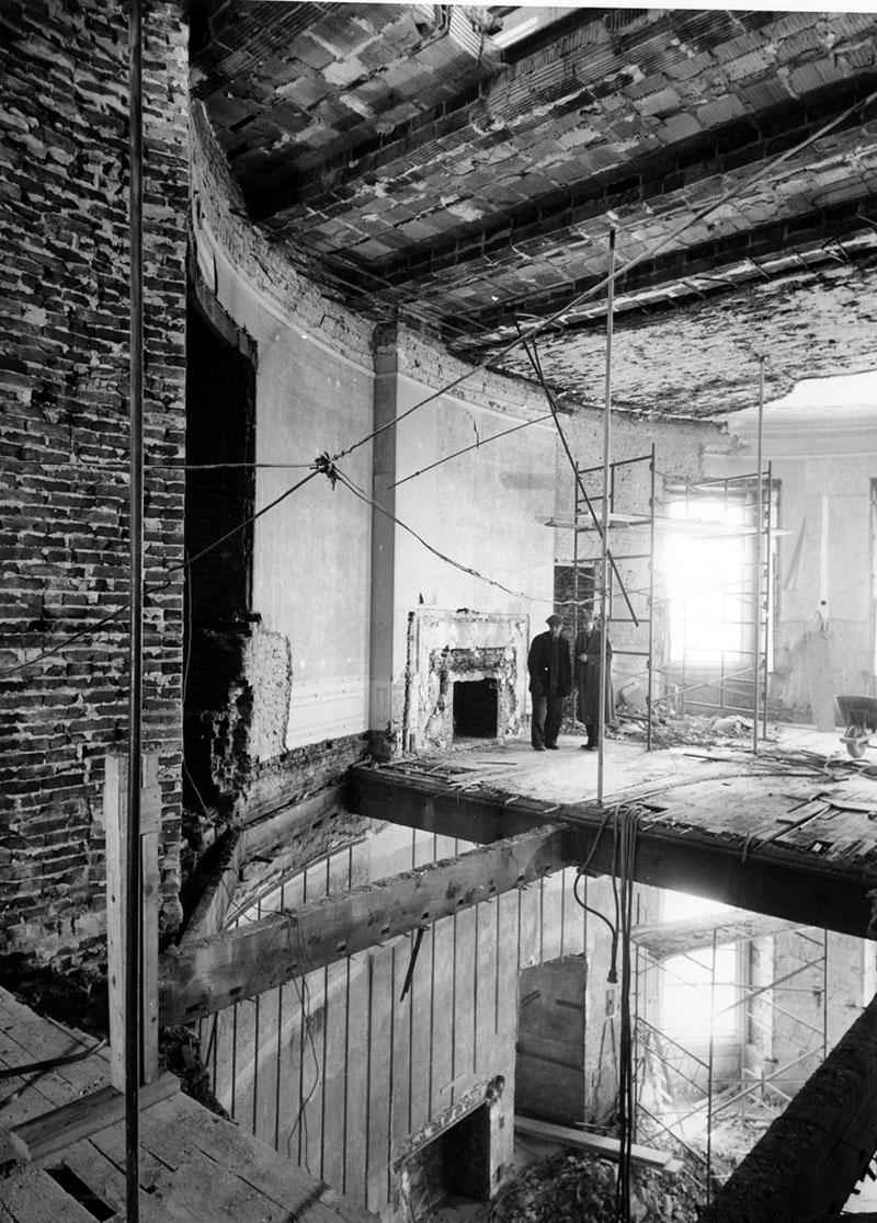 Экскурсия на реконструкцию Белого дома (11)
