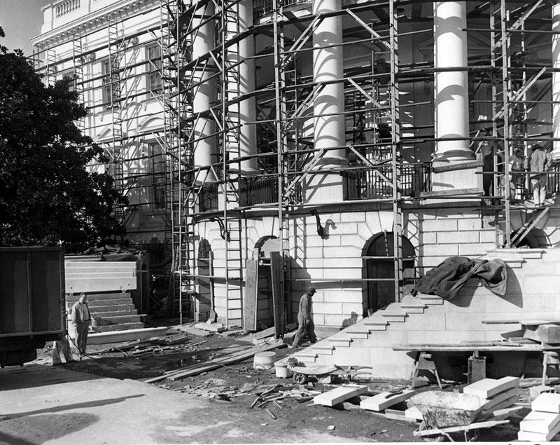 Экскурсия на реконструкцию Белого дома (20)