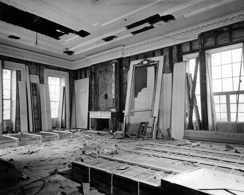 Экскурсия на реконструкцию Белого дома (3)