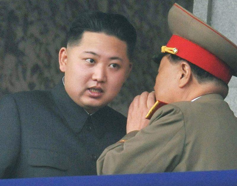 Ким Чен Ун (7)