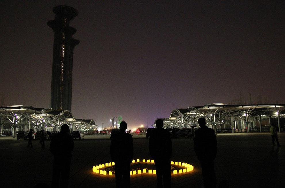 Дань памяти жертв бостонского марафона (12)