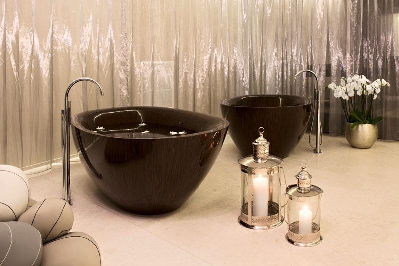 Деревянные ванны (5)