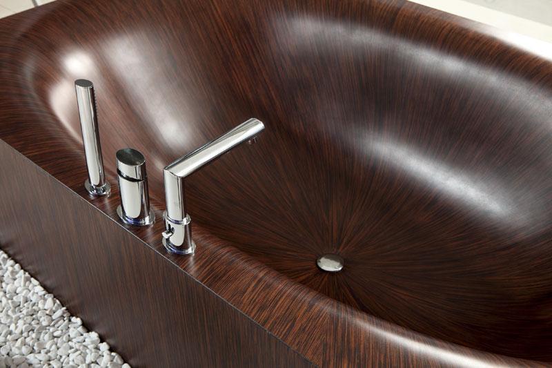 Деревянные ванны (6)