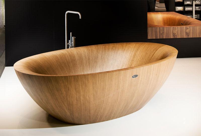 Деревянные ванны (8)