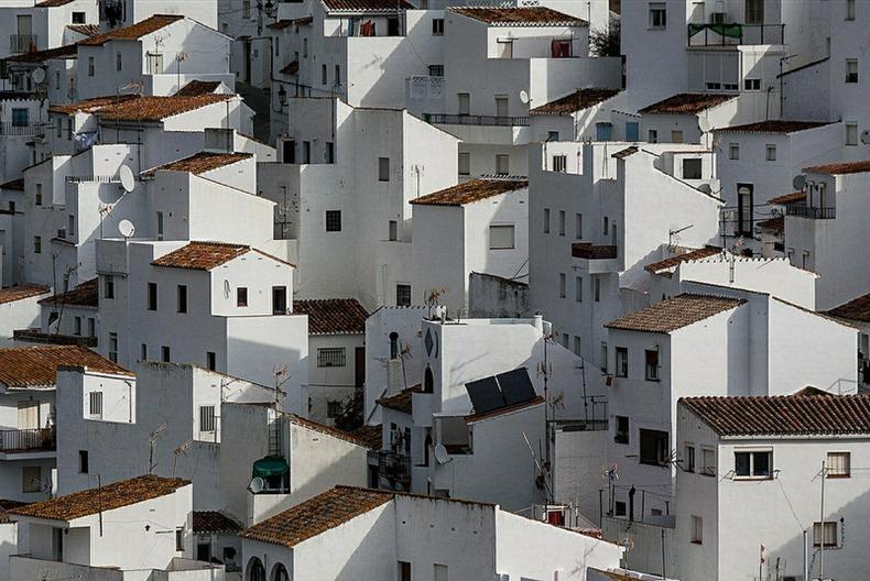 Города Испании - Пуэбло Бланко Андалусии (16)