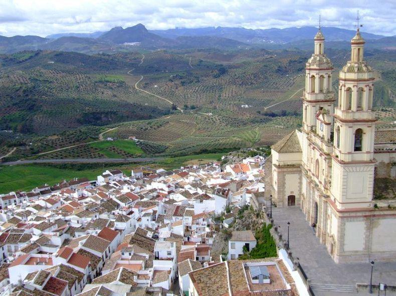Города Испании - Пуэбло Бланко Андалусии (19)