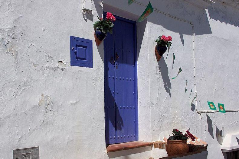 Города Испании - Пуэбло Бланко Андалусии (6)