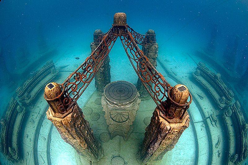 Новое кладбище под водой (3)