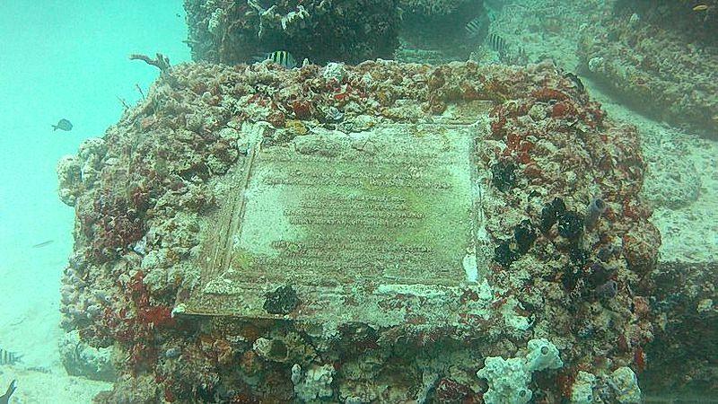 Новое кладбище под водой (7)