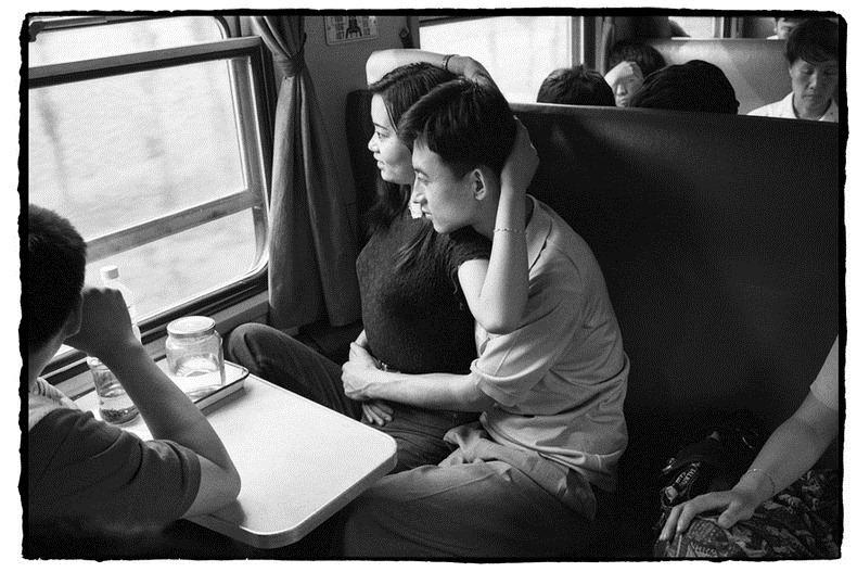 Жизнь на железной дороге в фотографиях Ван Фучуна (Wang Fuchun) (11)