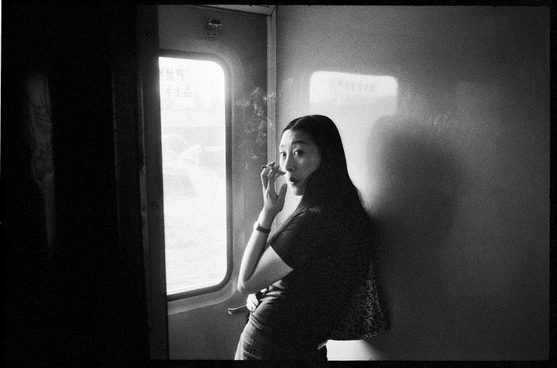 Жизнь на железной дороге в фотографиях Ван Фучуна (Wang Fuchun) (9)