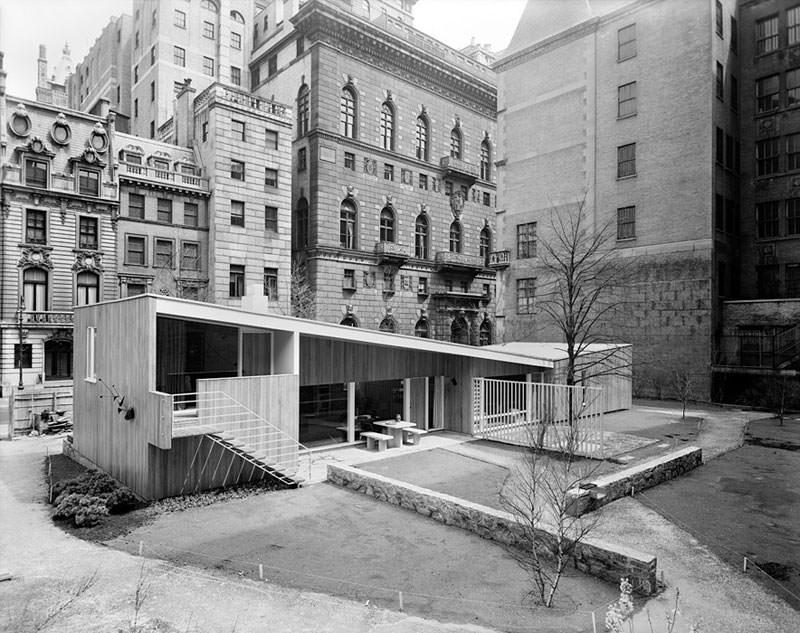 Архитектура середины XX века (15)