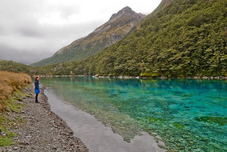 Голубое озеро (2)