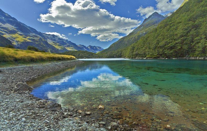 Голубое озеро (3)