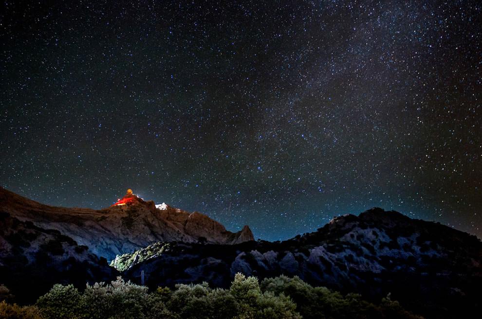 Отдых на природе под звездами (5)