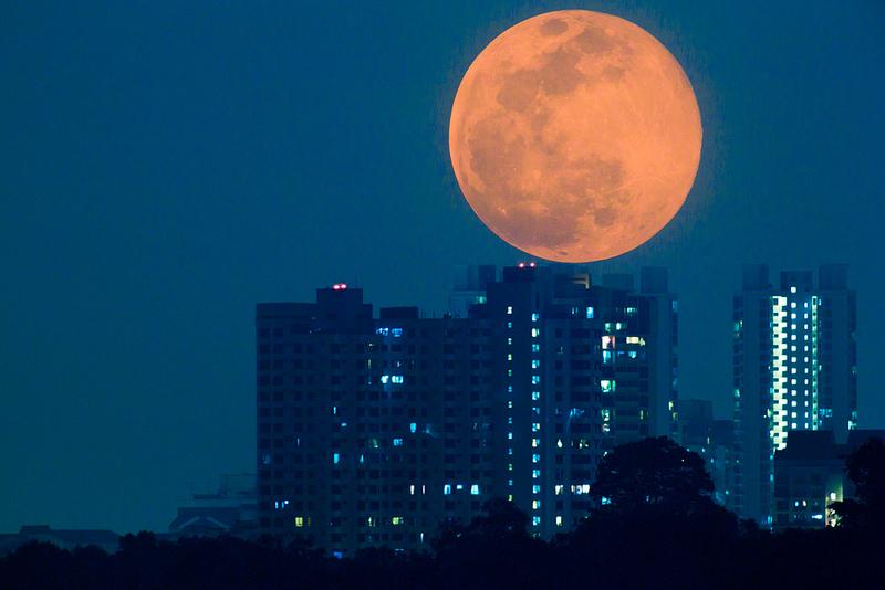 фотография Луны (6)