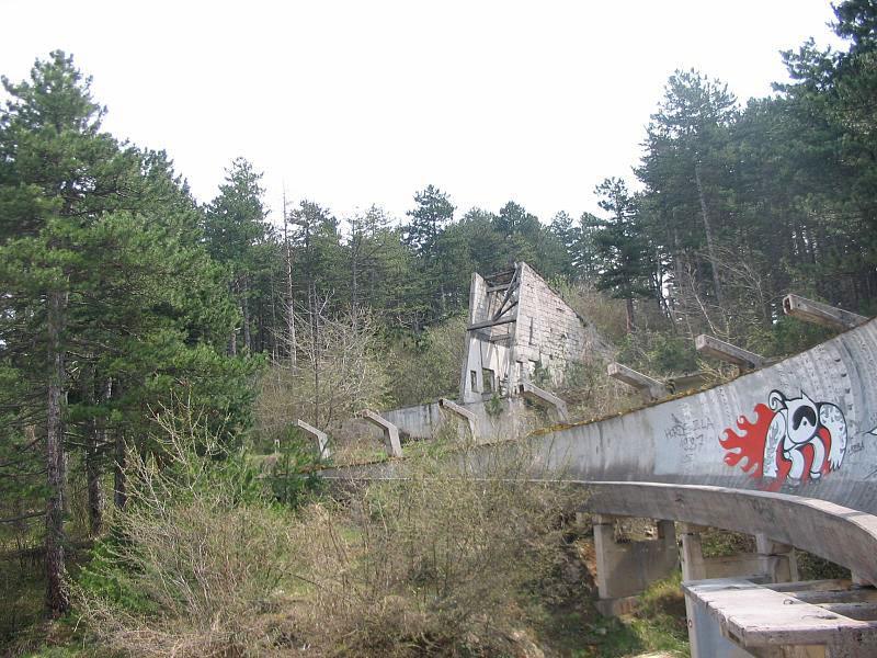 Зимние виды спорта на Олимпиаде - Сараево' 84 (10)