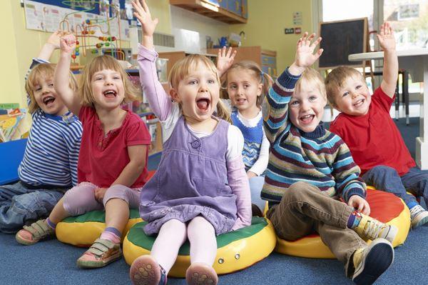 фотосъемки в детском саду