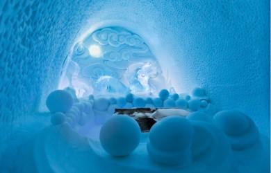 ICEHOTEL - самый необычный ледяной отель (15)