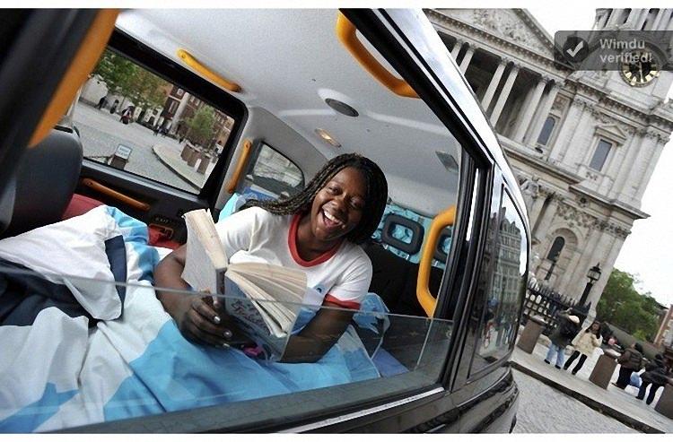 Отель-такси в Лондоне (3)