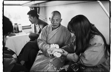 Жизнь на железной дороге в фотографиях Ван Фучуна (Wang Fuchun) (3)