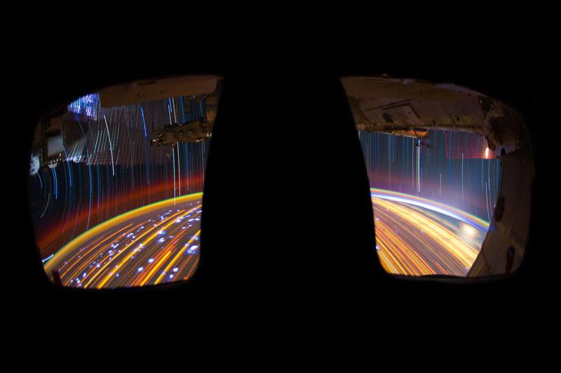 Купол МКС - окно в Космос (13)