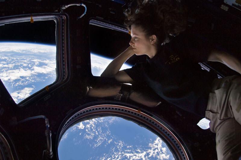 Купол МКС - окно в Космос (14)