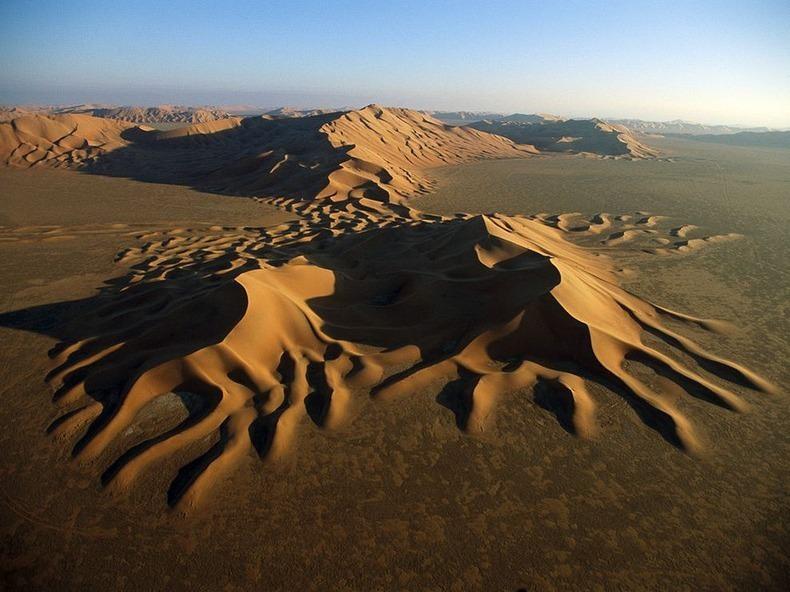 Пустыня Руб-эль-Хали (7)