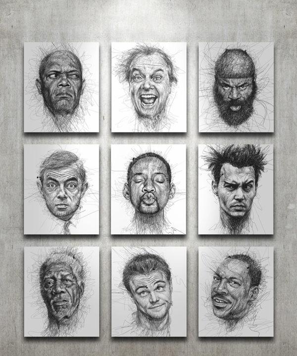 Рисунки карандашом (1)