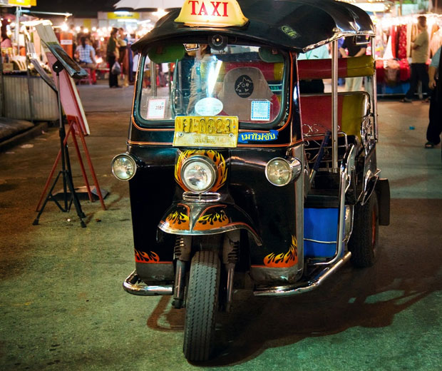 taxi01 Необычные такси