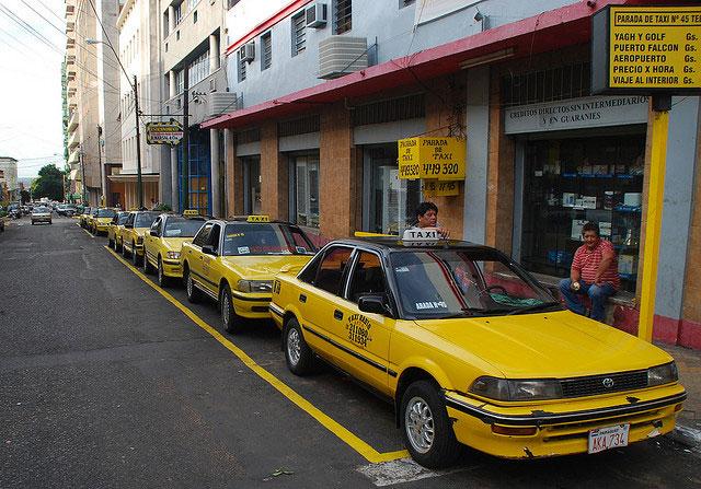 taxi010 Необычные такси