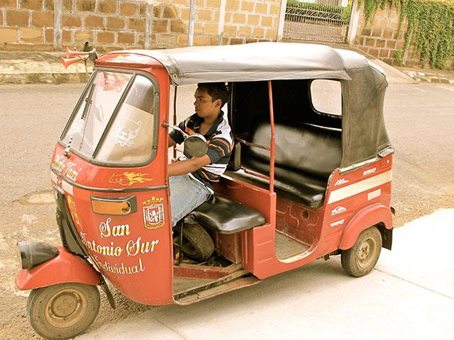 taxi011 Необычные такси