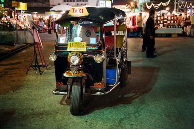 taxi012 Необычные такси